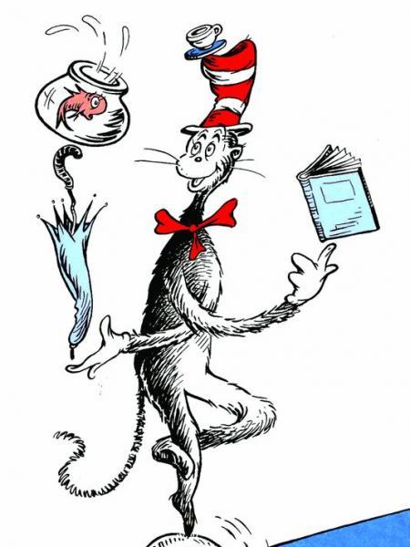 Dr Seuss Storytime The King S English Bookshop