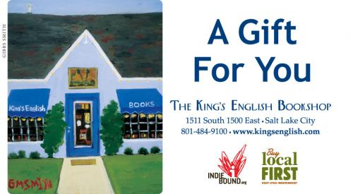 Celebrate independents in your community by giving a gift certificate!
