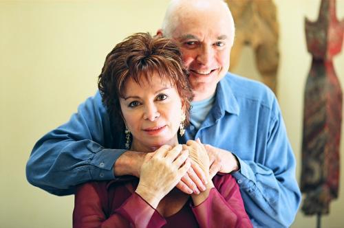 William C Gordon In Conversation With Isabel Allende border=